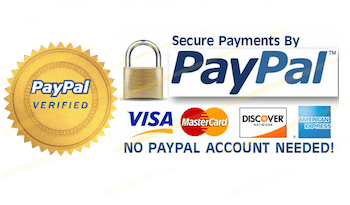 Paypal Verified & Trusted Seller