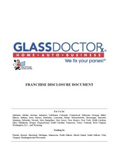 GLASSDOCTOR FDD REPORT