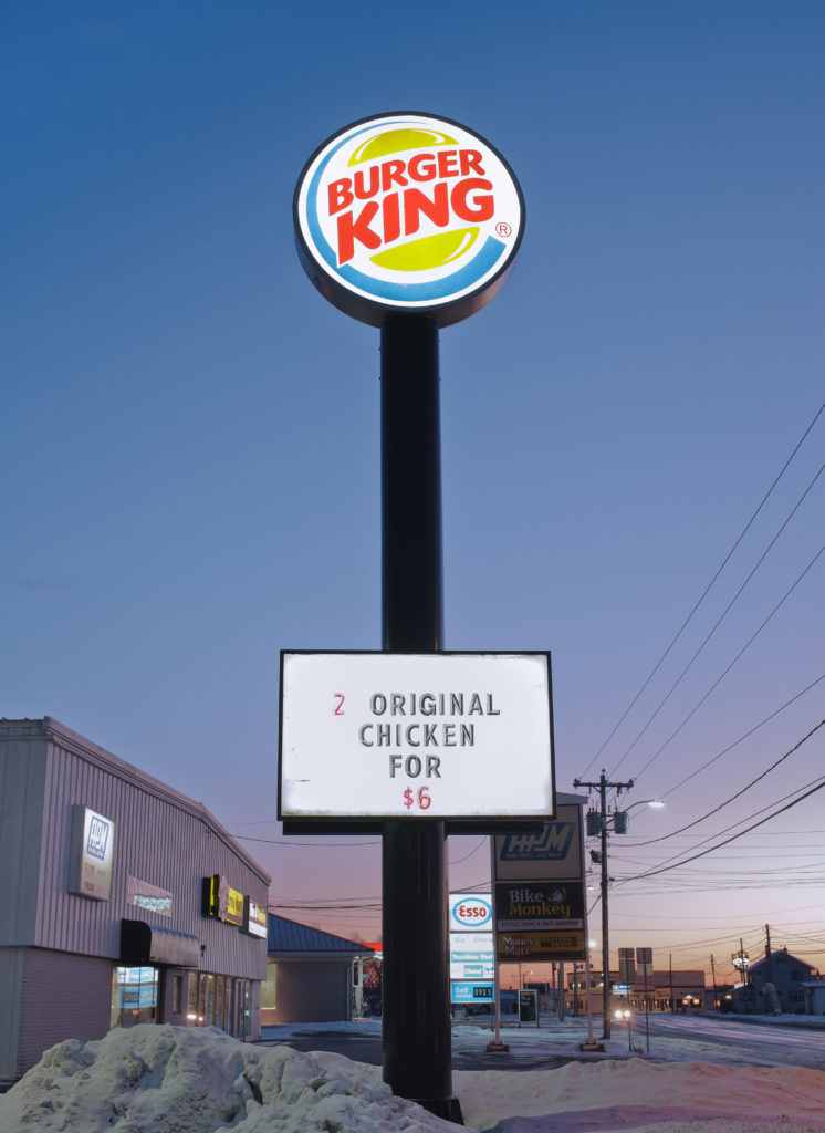 Burger King Owners Directory List