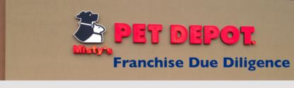 Pet Depot Franchise Information