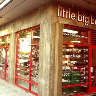 Little Big Burger FDD